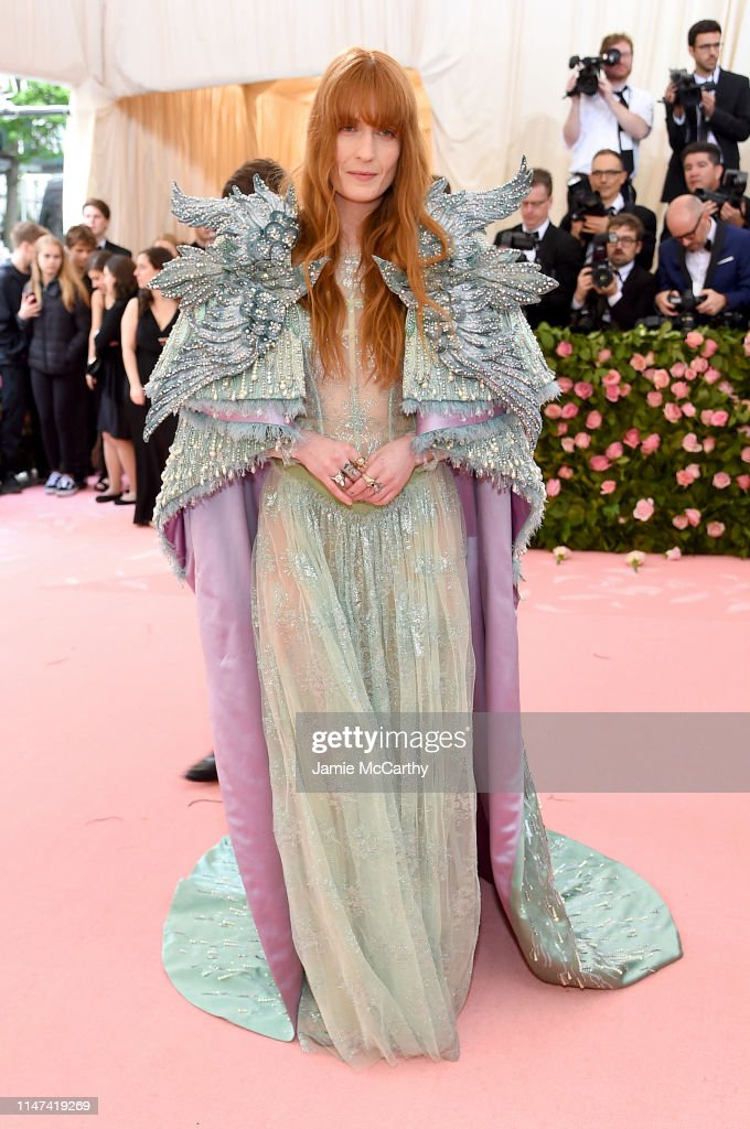 The 2019 Met Gala Celebrating Camp: Notes on Fashion - Arrivals : Foto jornalística