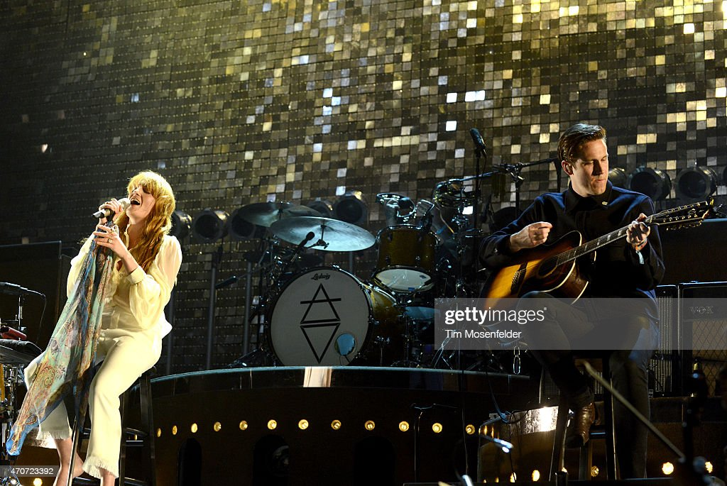 2015 Coachella Valley Music And Arts Festival - Weekend 2 - Day 3 : News Photo