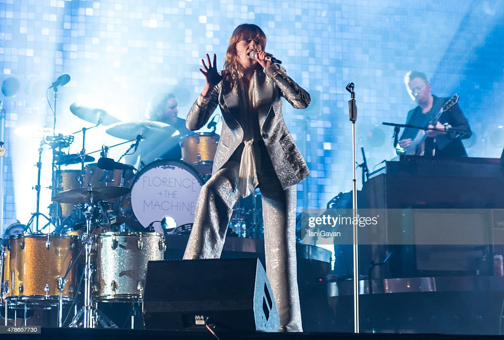 Glastonbury Festival 2015 - Day 1 : News Photo