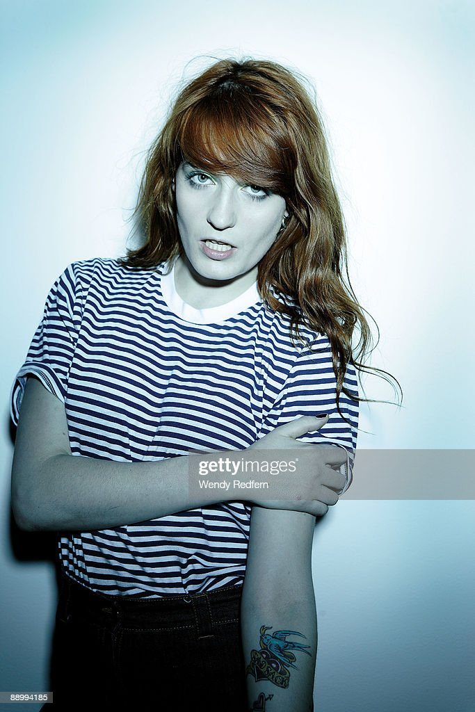 Florence And The Machine : News Photo