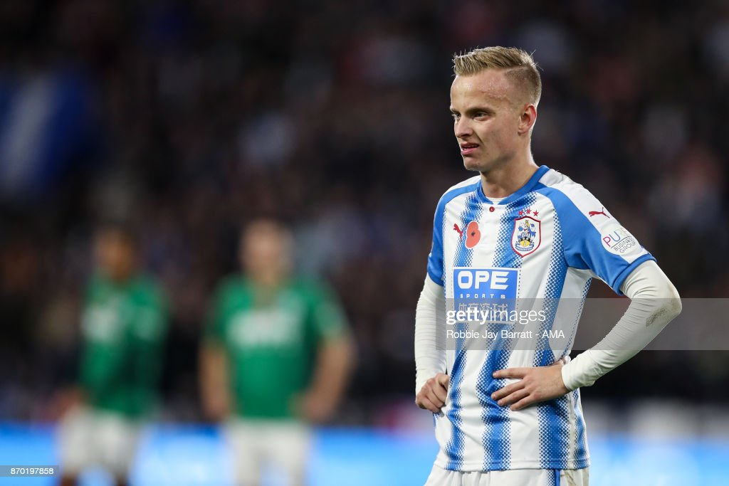 Huddersfield Town v West Bromwich Albion - Premier League : News Photo