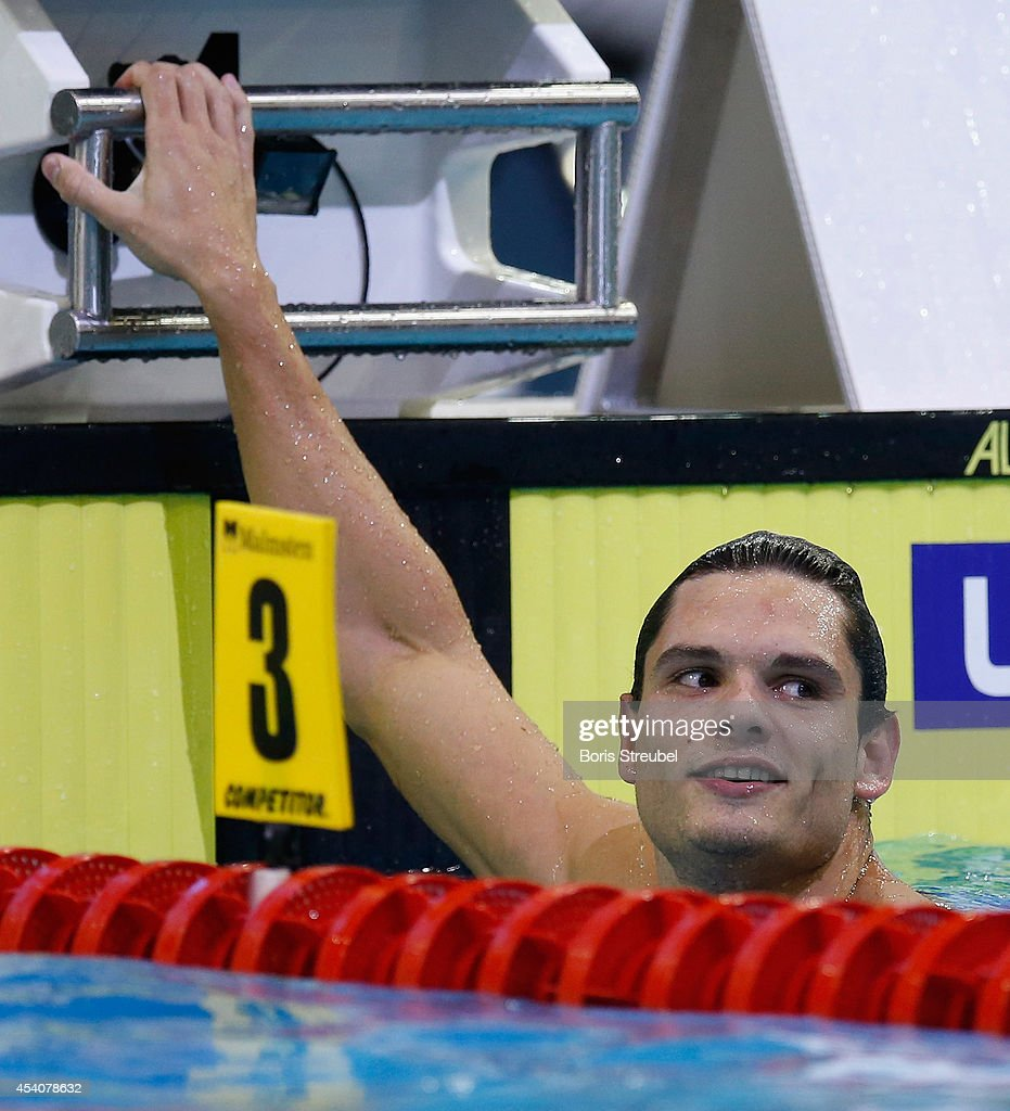 32nd LEN European Swimming Championships 2014 - Day 12