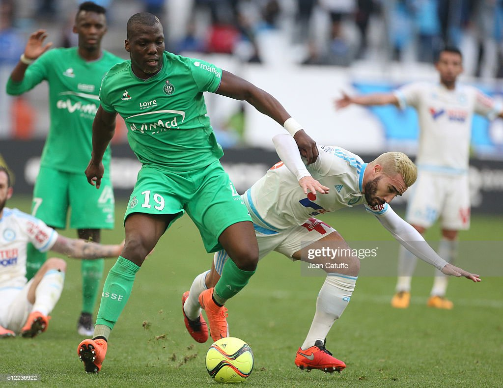 Olympique de Marseille v AS Saint-Etienne - Ligue 1 : News Photo