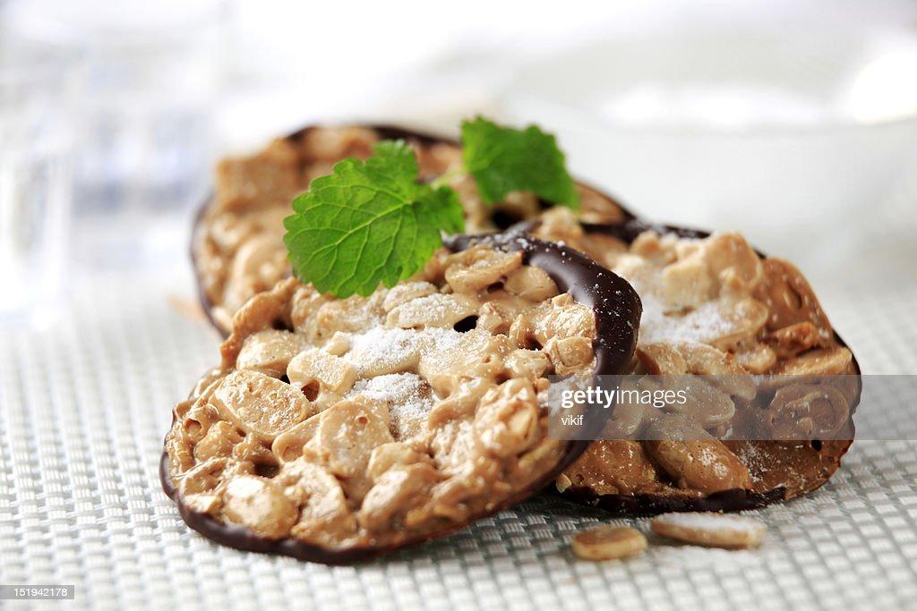 Florentine cookies : Stock Photo