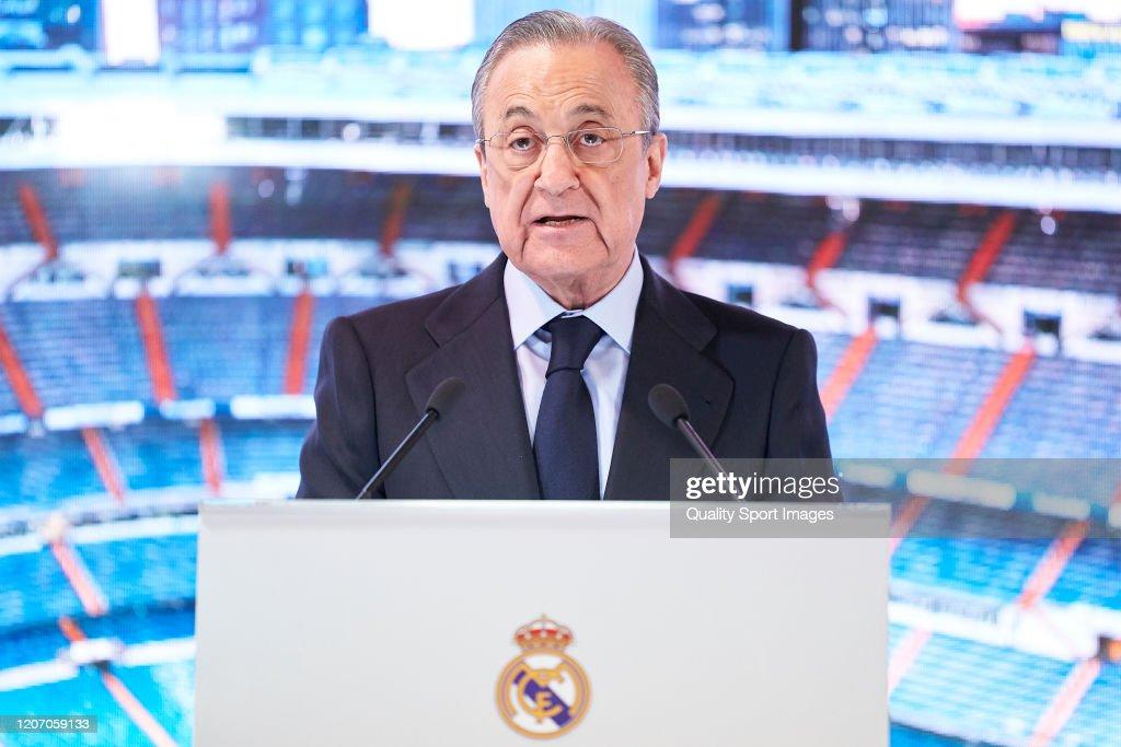 Real Madrid Unveil New Signing Reinier Jesus Carvalho : News Photo