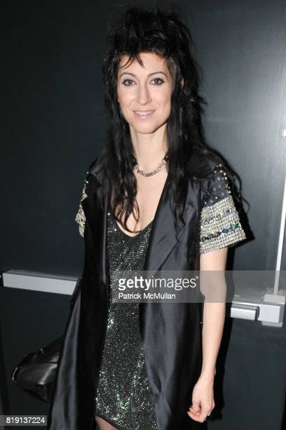 Floria Sigismondi attends THE RUNAWAYS A Gallery Event with FLORIA SIGISMONDI to Benefit STAND UP FOR KIDS at Good Units on March 16 2010 in New York...