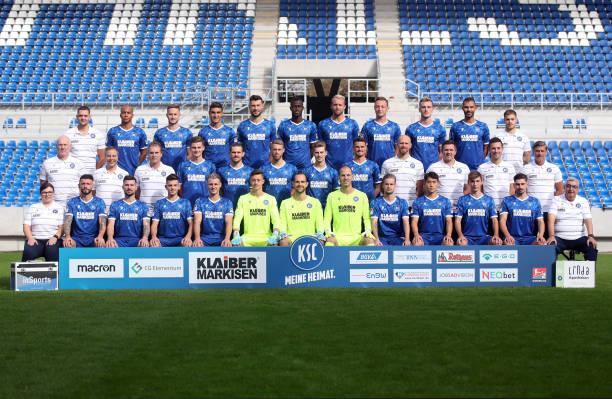DEU: Karlsruher SC Team Presentation