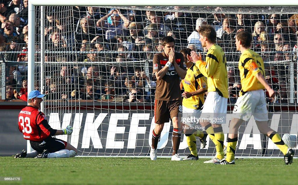 FC St. Pauli v TuS Koblenz - 2. Bundesliga