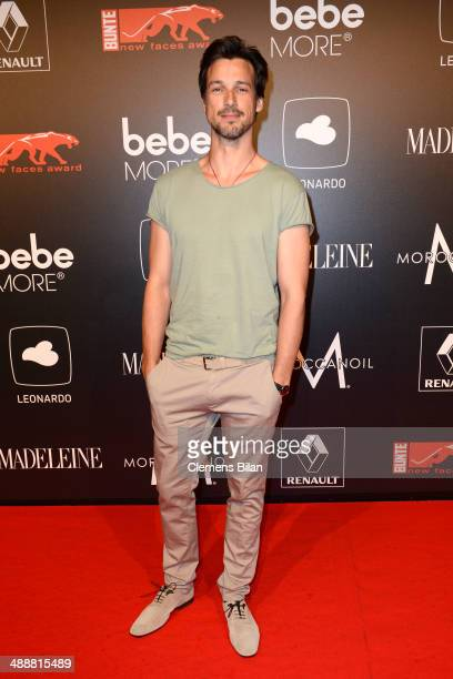 Florian David Fitz attends Leonardo at the New Faces Award Film 2014 at eWerk on May 8 2014 in Berlin Germany