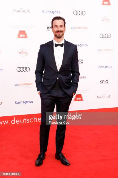 Florian David Fitz during the 46th German Film Ball at Hotel Bayerischer Hof on January 26 2019 in Munich Germany