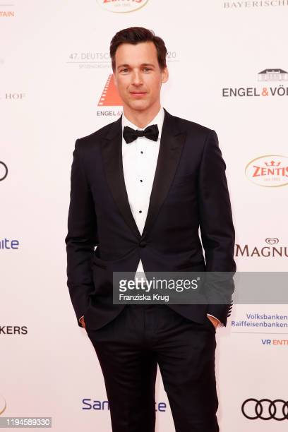 Florian David Fitz during the 47th German Film Ball at Hotel Bayerischer Hof on January 18 2020 in Munich Germany