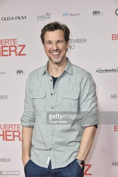 Florian David Fitz during the 'Dieses bescheuerte Herz' premiere on December 12 2017 in Berlin Germany