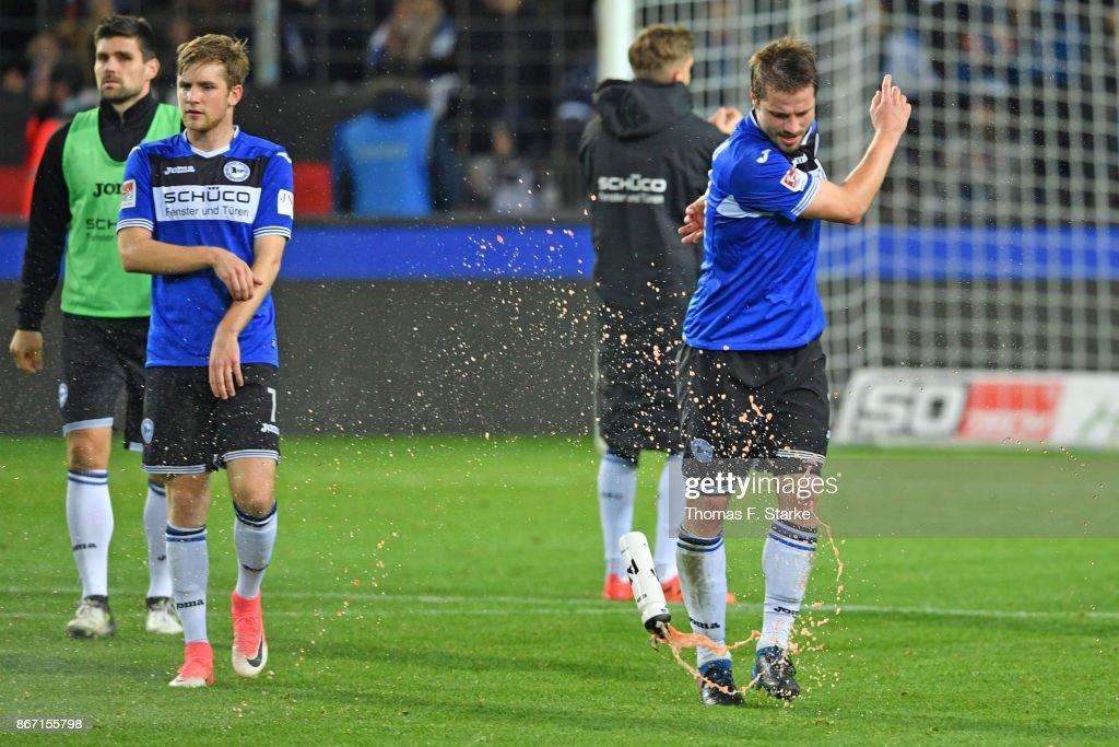 DSC Arminia Bielefeld v FC Ingolstadt 04 - Second Bundesliga