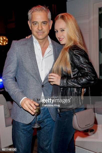 Florian Fitz and Tatjana Thinius attend the 'Baltic Lights' charity event on March 10 2017 in Heringsdorf Germany Every year German actor Till...