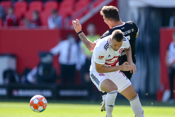 DEU: FC Ingolstadt 04 v Fortuna Düsseldorf - Second Bundesliga