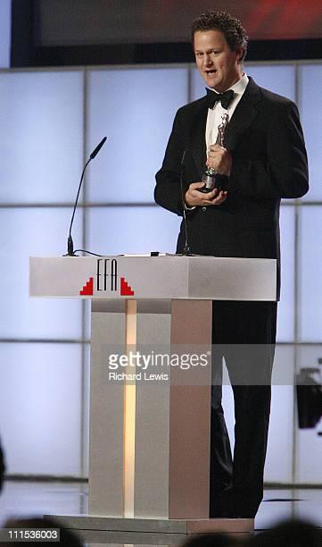 Florian Henckel von Donnersmarck, German Director during 2006 European Film Awards - Ceremony in Warsaw, Poland.