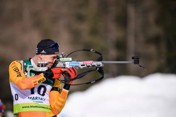 ITA: IBU Cup Biathlon Martell-Val Martello - Men 10 km Sprint Competition