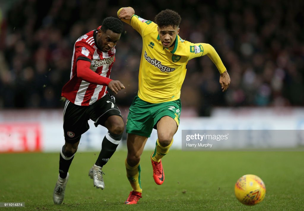 Brentford v Norwich City - Sky Bet Championship