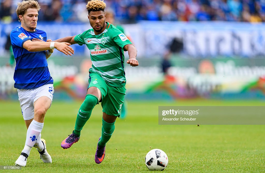 SV Darmstadt 98 v Werder Bremen - Bundesliga : News Photo