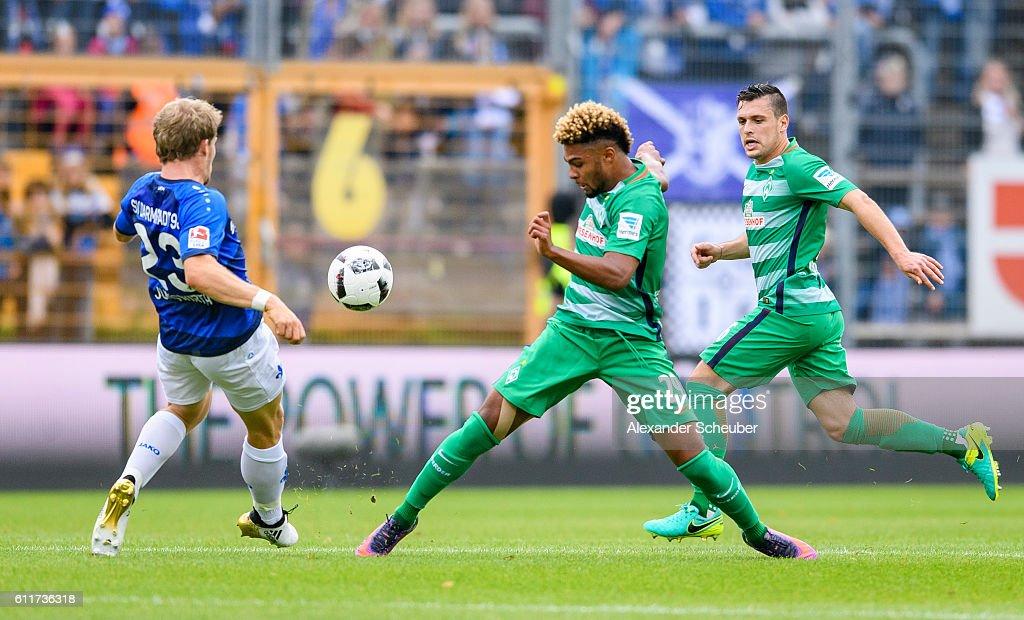 SV Darmstadt 98 v Werder Bremen - Bundesliga : News Photo