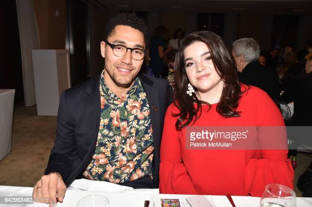 Florian Koenigsberger and Victoria Schorsch attend the Spring Party to benefit Aperture and to celebrate The Photographer in the Garden at Public...