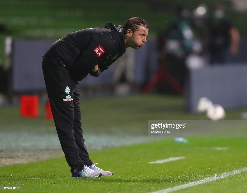 Werder Bremen v 1. FC Heidenheim - Bundesliga Playoff Leg One : Fotografía de noticias