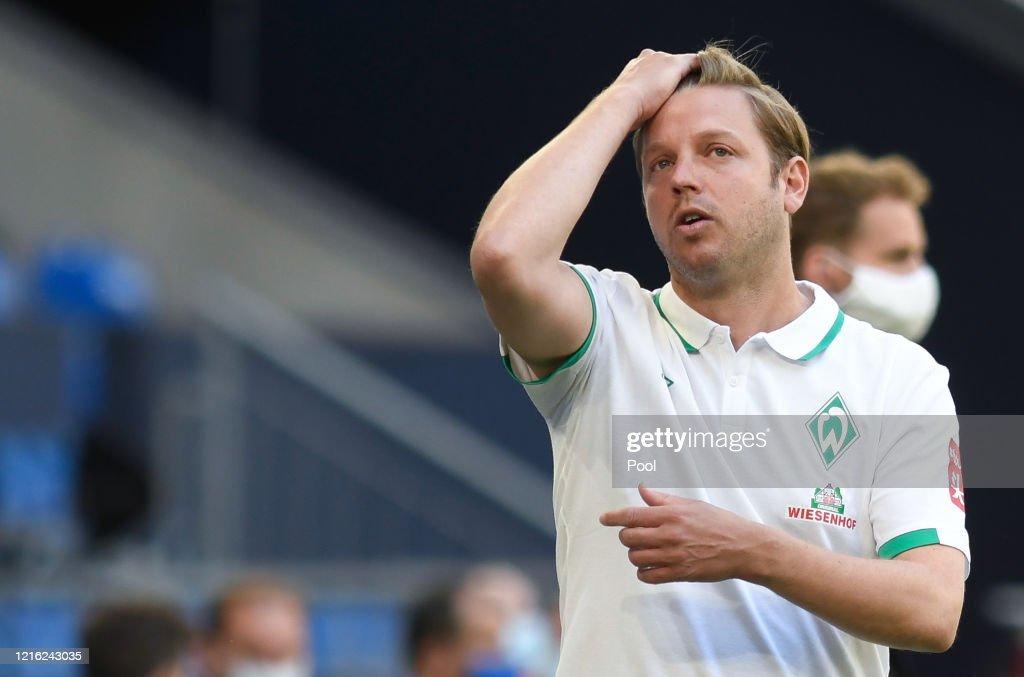 FC Schalke 04 v SV Werder Bremen - Bundesliga : News Photo
