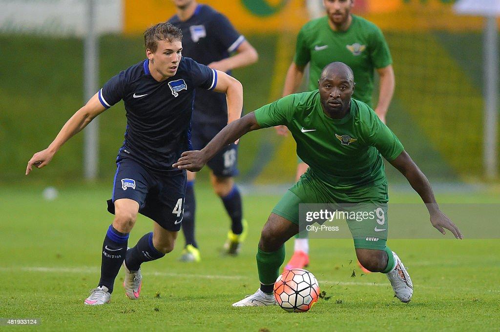 Hertha BSC v Akhisar Belediyespor - Friendly Match