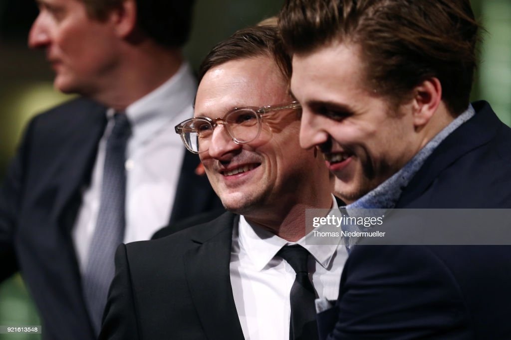 'The Silent Revolution' Premiere - 68th Berlinale International Film Festival : Foto di attualità