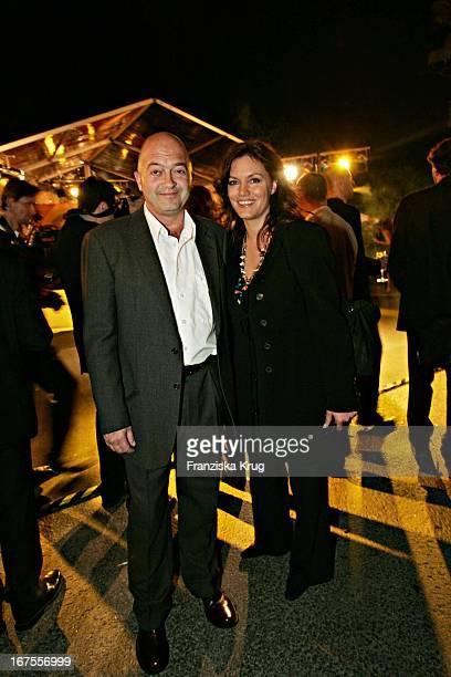 Florian Martens Und Maja Maranow Bei Der Party Nach Der Verleihung Des Deutschen Filmpreis Im Tempodrom In Berlin