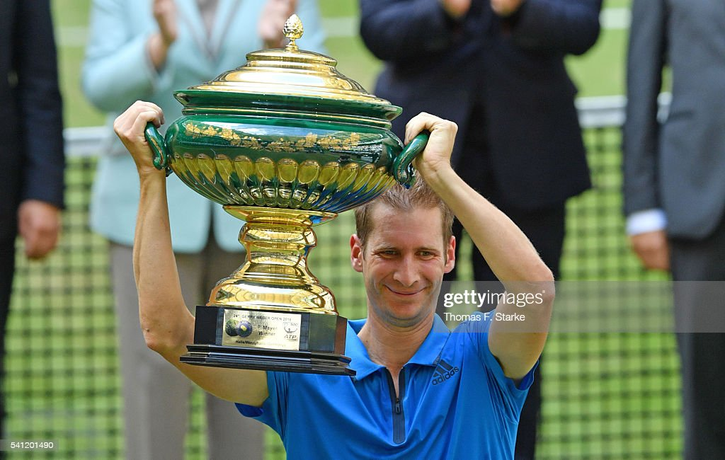 ATP World Tour 500 Gerry Weber Open : News Photo