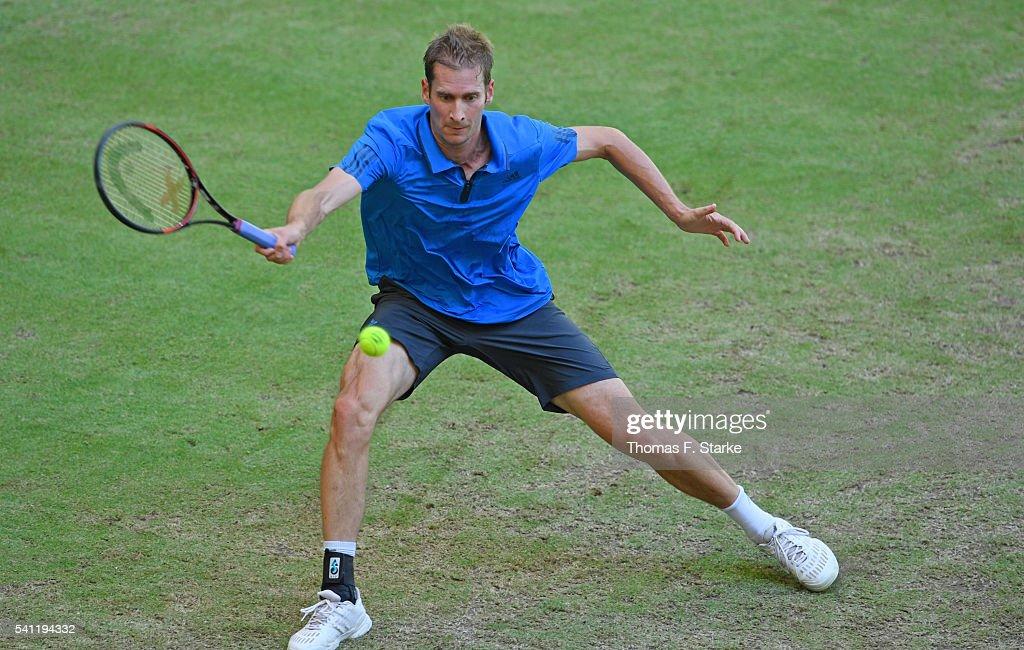 ATP World Tour 500 Gerry Weber Open : News Photo