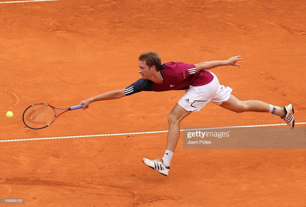 International German Open - Quarter Finals : News Photo