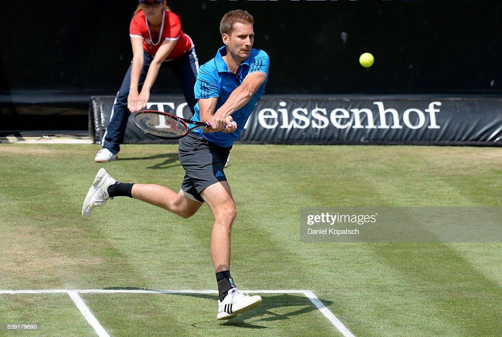 ATP World Tour 250 MercedesCup : News Photo