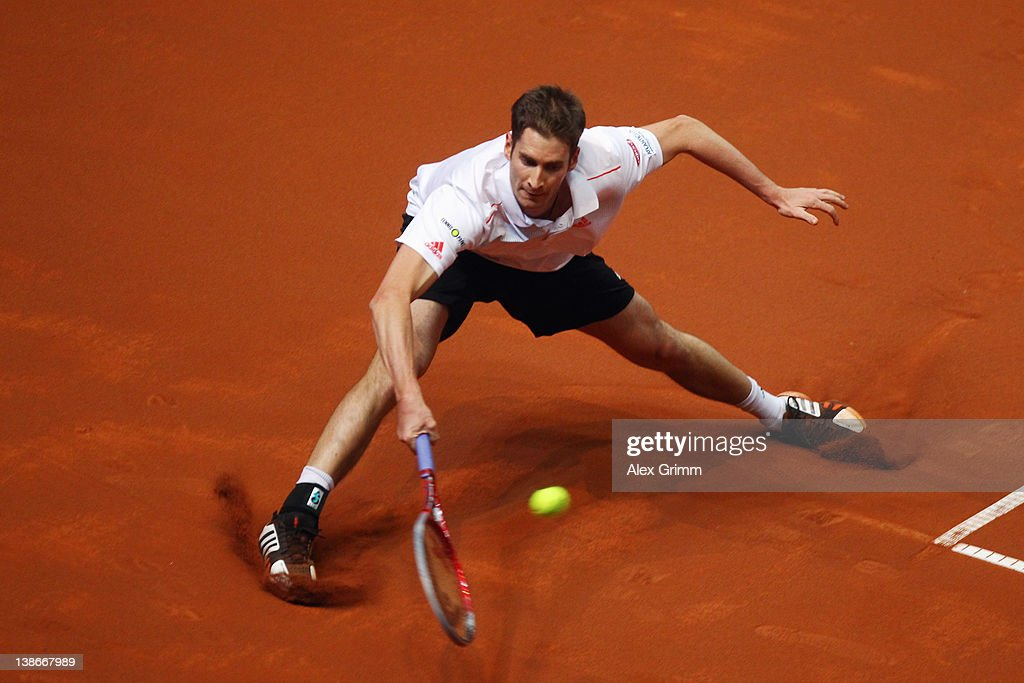 Germany v Argentina: Davis Cup World Group First Round - Day 1