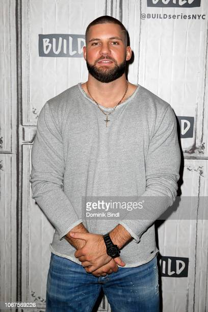 Florian Munteanu visits Build Series to discuss the film 'Creed ll' at Build Studio on November 14 2018 in New York City