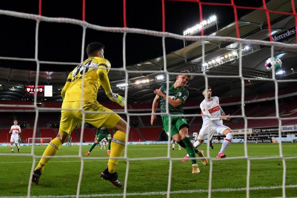 DEU: VfB Stuttgart v FC Augsburg - Bundesliga