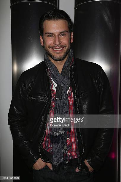 Florian Odendahl attends the Ndf Afterwork Party at 8 Seasons on March 20 2013 in Munich Germany