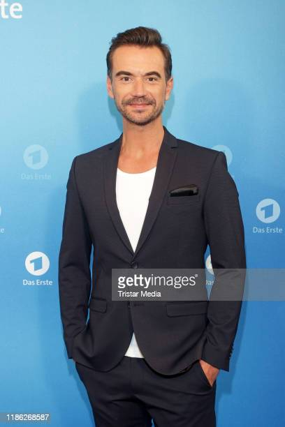 Florian Silbereisen attends the Das Erste Annual Press Briefing on December 3 2019 in Hamburg Germany