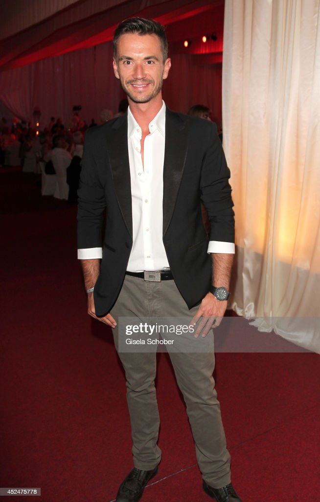 Florian Silbereisen attends the Kaiser Cup 2014 Gala on July 19, 2014 in Bad Griesbach near Passau, Germany.
