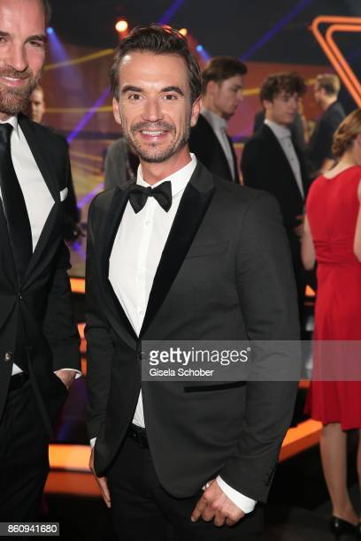 Florian Silbereisen during the 'Tribute To Bambi' gala at Station on October 5, 2017 in Berlin, Germany.
