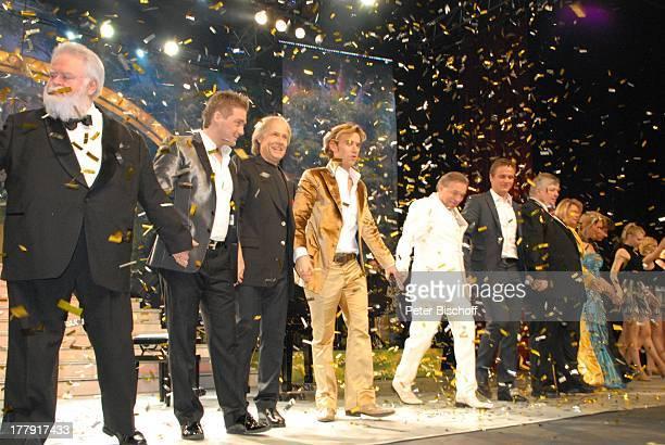 Florian Silbereisen Tournee Das Frühlingsfest der Volksmusik BremenArena Halle 7 Bremen Wilfried Gliem Alexander Rier Richard Clayderman Karel Gott...