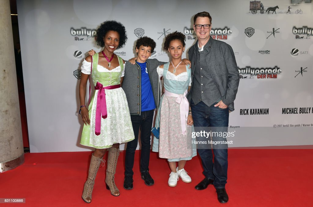 'Bullyparade - Der Film' Premiere In Munich