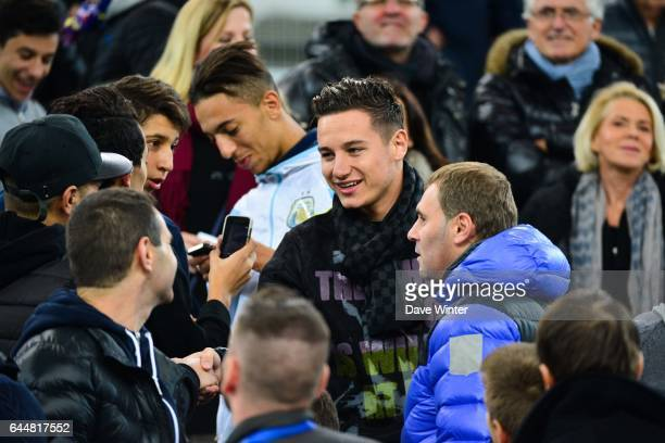 Florian THAUVIN France / Suede Match Amical Marseille Photo Dave Winter / Icon Sport