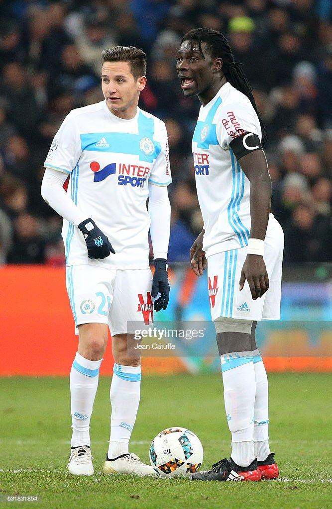 Olympique de Marseille v AS Monaco - Ligue 1