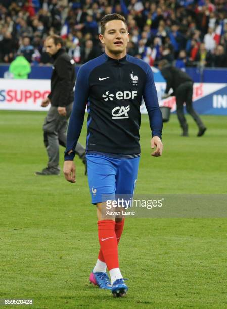 Florian Thauvin of France during the Friendly game between France and Spain at Stade de France on march 28 2017 in Paris France