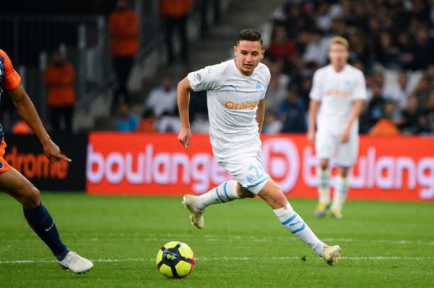 Olympique de Marseille v Montpellier Herault Sport Club - Ligue 1