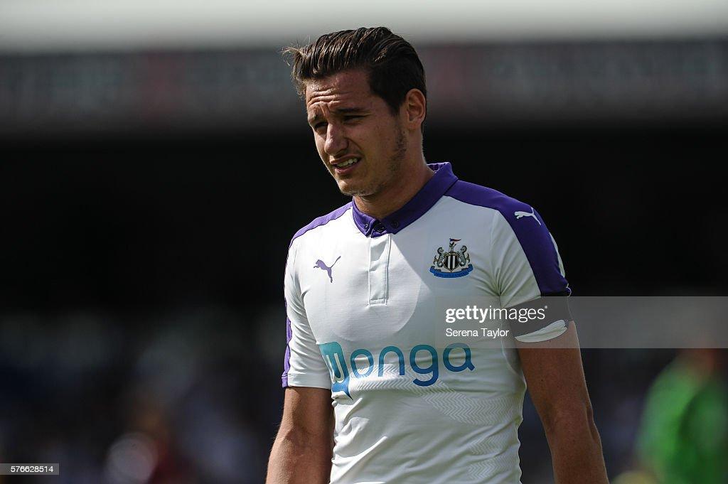 Bohemian v Newcastle United- Pre Season Friendly : News Photo