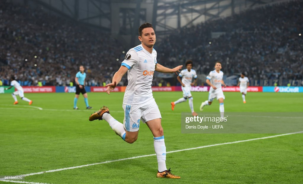 Olympique de Marseille v FC Red Bull Salzburg - UEFA Europa League Semi Final First Leg