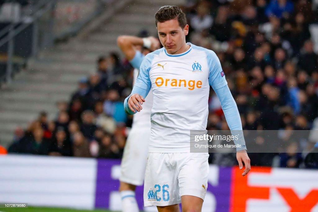 Olympique de Marseille v Apollon Limassol - UEFA Europa League - Group H : News Photo